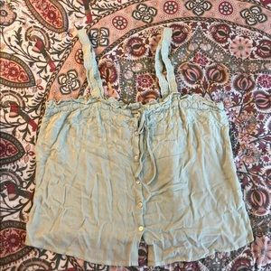 Embroider forever 21 cami